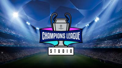STUDIO CHAMPIONS LEAGUE (2 Novembre 2020)